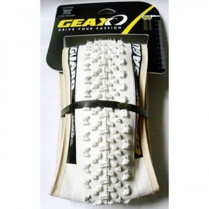 Geax 26 x 2.00″ Cross Country Folding Tyre – White