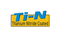KMC's special Titanium Nitride coating not only looks fantastic, it has an ultra- smooth surface and is extremely hard.