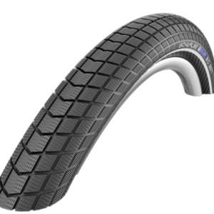 Schwalbe Big Ben 28 x 2.00″ (29er) Urban Tyre – Black Reflex